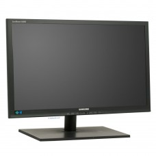 "SAMSUNG 650 Series S24A650D Matte Black 24"" 8ms Height & Pivot Adjustable Widescreen Business LED Monitor 250 cd/m2 3000:1 w/Display Port"