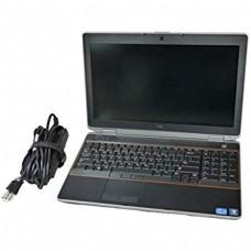 DELL LATITUDE E6520 INTEL i5 2.5GHZ 4GB RAM 500GB HARD DRIVE WEBCAM DVD HDMI WINDOWS 10 PRO