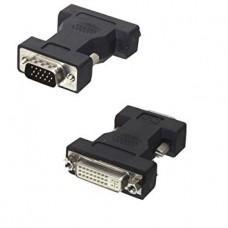DVI (F) 24+5 TO VGA (M) ADAPTER