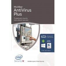 MCAFEE ANTIVIRUS PLUS/ALL DEVICES