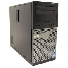 Dell Optiplex 790 - Intel i5 - 4GB RAM - 250GB Hard Drive - DVD - WIN 10 Pro
