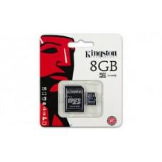 Kingston 8 GB microSD High Capacity (microSDHC) - 1 Card