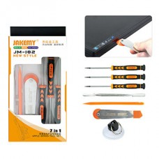 JAKEMY 7-in-1 PROFESSIONAL DISASSEMBLING REPAIR OPENING PRY TOOLS FOR APPLE DEVICES