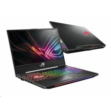 Asus  Scar II Edition; Gunmetal+Camou-Weave,Core i7-8750H 2.2GHz,HM370,16GB DDR4,512GB PCIE NVME SSD,15.6in FHD 1920x1080,NVIDIA GeForce RTX 2070 8GB