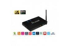 Hyfai QR6: QUAD CORE 4K ANDROID TV BOX