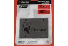 """Kingston A400 2.5"""" 480GB SATA III TLC Internal Solid State Drive (SSD) SA400S37/480G"""