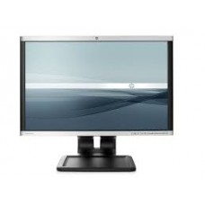 "HP LA2205wg Silver / Black 22"" 5ms Pivot, Swivel & Height Adjustable Widescreen LCD Monitor with USB hub 250 cd/m2 1000:1"