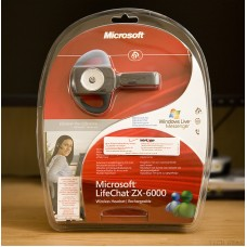 MICROSOFT LIFECHAT ZX-6000 WIRELESS HEADSET