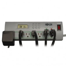 TRIPP LITE 7 OUTLET TIMER CONTROLLER ECO SURGE PROTECTOR