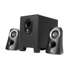 Logitech Z313 25 W 2.1 Speaker Factory Recertified System